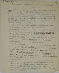"""Congrès de la recherche scientifique dans les territoires d'Outre-Mer, organisé par l'association Colonies-Sciences, Paris, 1937 : M. Colani, """" Comment étudier le problème indochinois ?"""