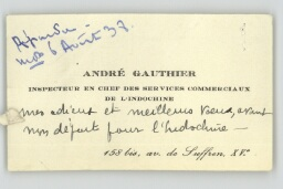 Gauthier André