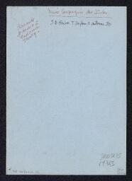 Prêts au musée de la Compagnie des Indes de Lorient (1984)